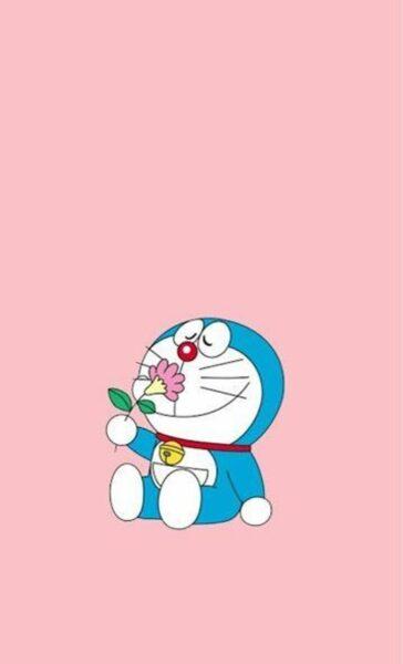 Ảnh nền hoạt hình Doremon đẹp, dễ thương