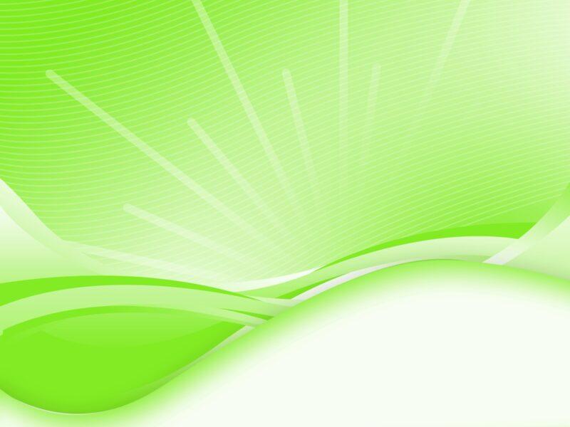 Ảnh nền Powerpoint màu xanh lá cây