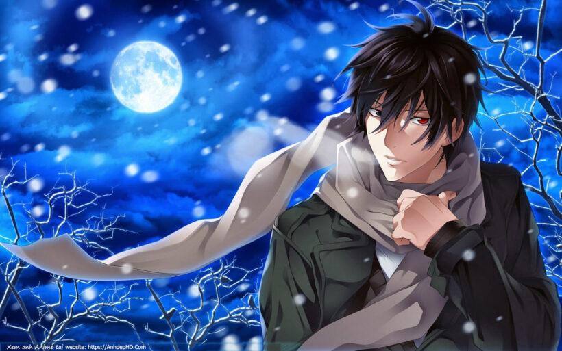 anime boy lạnh lùng