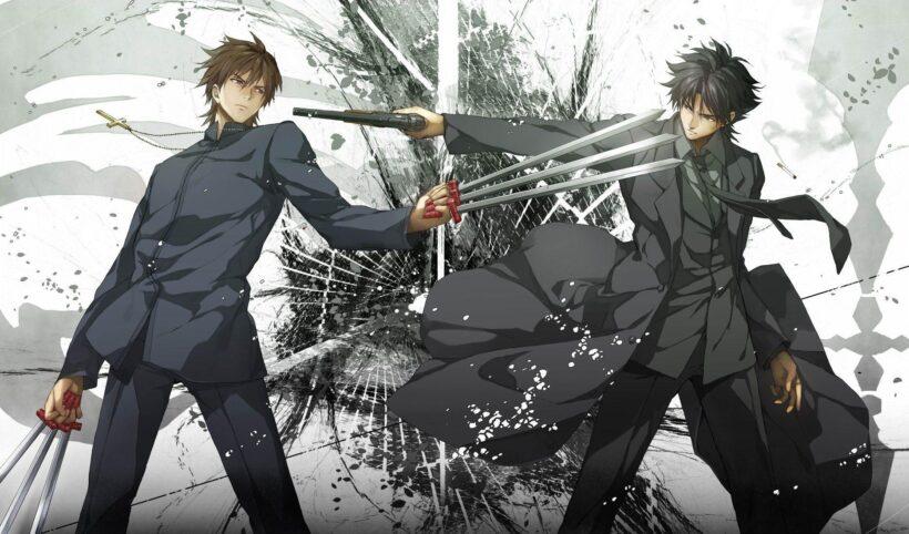 Hình ảnh anime cá tính Yakuza ngầu