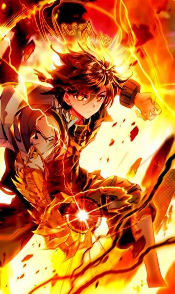 Hình ảnh Anime chiến đâu cực ngầu