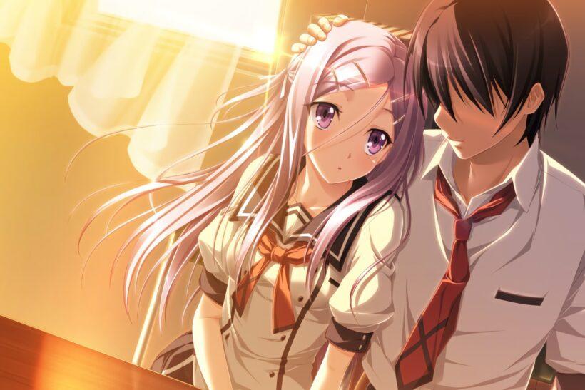 Hình ảnh anime đôi bạn thân