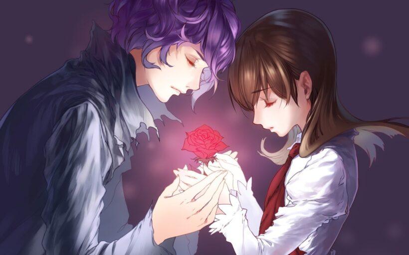 Hình ảnh anime đôi ngầu