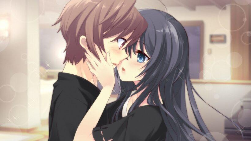 Hình ảnh Anime đôi nồng thắm