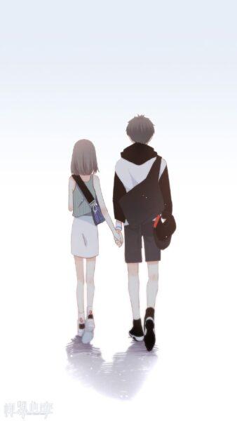 Hình ảnh Anime đôi tình cảm