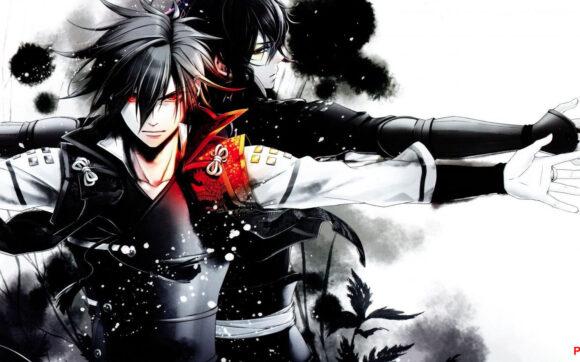 hình ảnh anime lạnh lùng