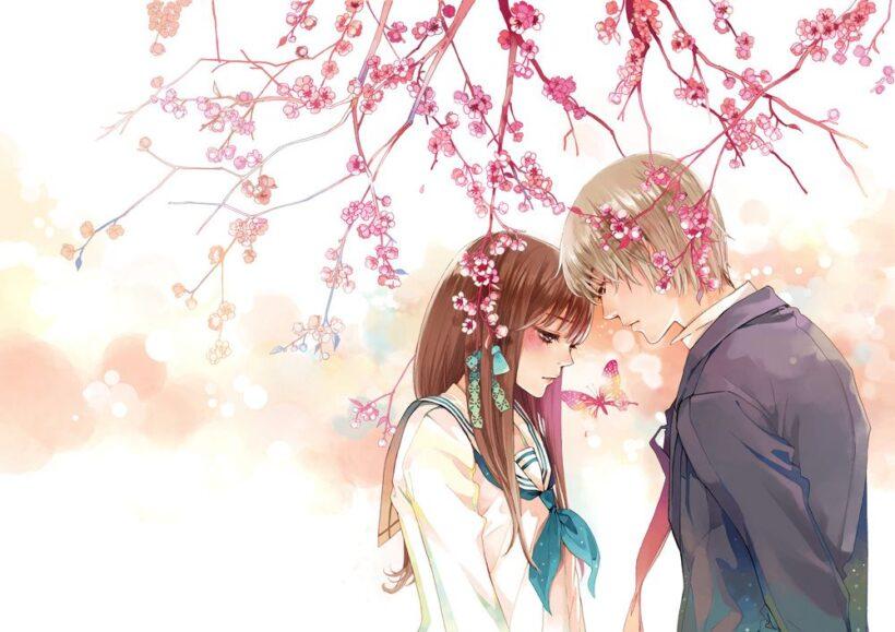 hình ảnh avatar cặp anime cho 2 người