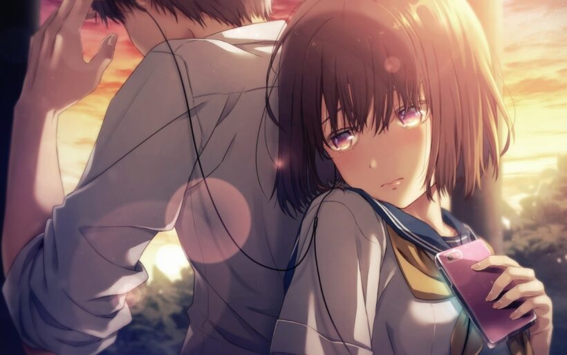 Hình Ảnh Đôi Anime BFF