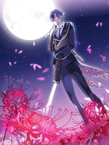 Hình ảnh hoa bỉ ngạn trong anime đẹp nhất