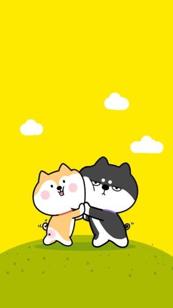 Hình ảnh hoạt hình cute đẹp, dễ thương