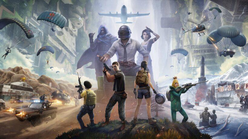 Hình nền cho máy tính game 4K
