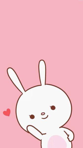 Hình nền điện thoại màu hồng cute