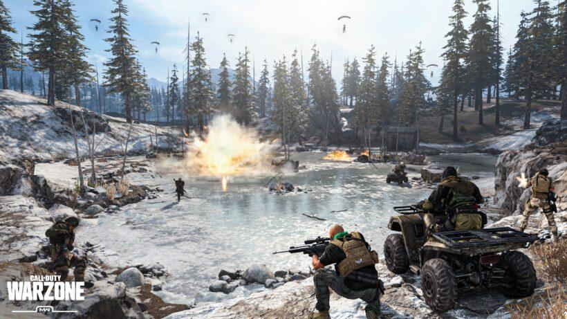 Hình nền game Call Duty 4K cho máy tính