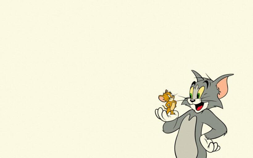 Hình nền hoạt hình Tom và Jerry đẹp, dễ thương
