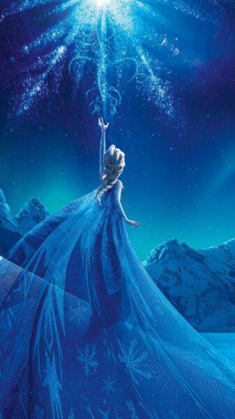 Hình nền ip6 công chúa Elsa