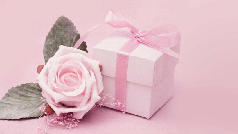 Hình nền màu hồng nhạt dễ thương