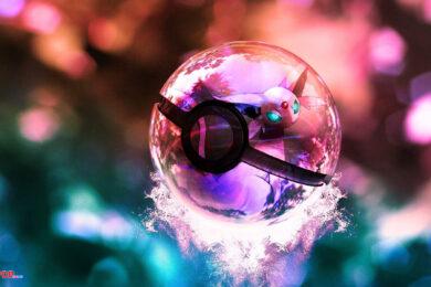 Hình nền Pokemon 3d