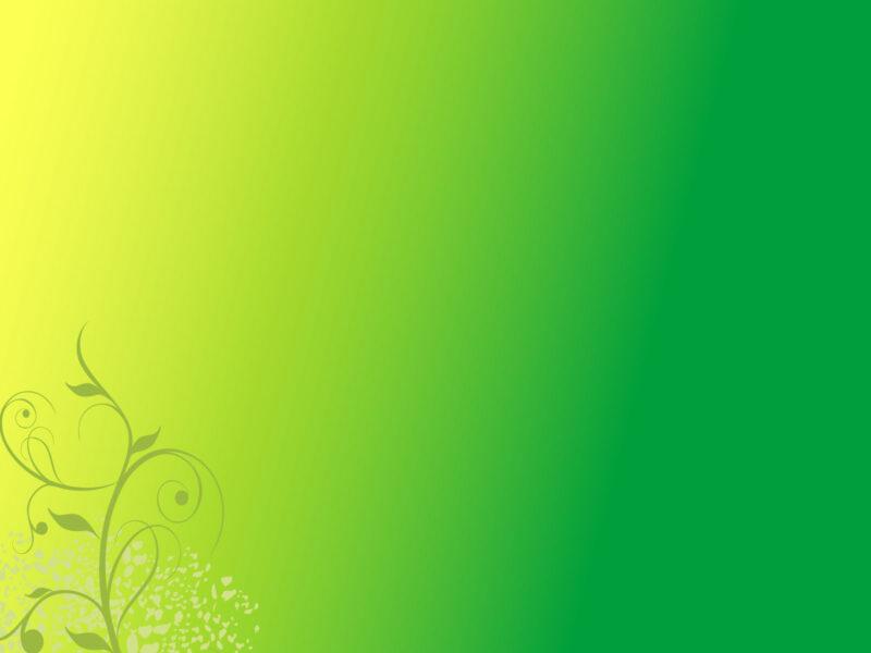 Hình nền Powerpoint màu xanh lá cây đơn giản