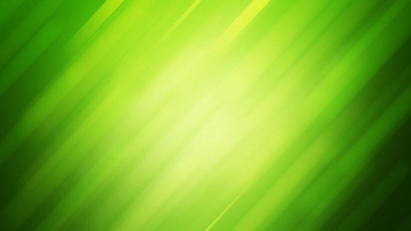 Hình nền Powerpoint màu xanh lá cây Full HD