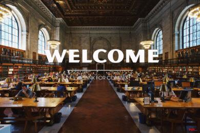 hình nền powerpoint xin chào welcome đẹp nhất