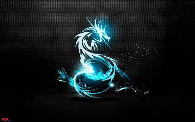 Hình ảnh nền rồng lửa cực đẹp