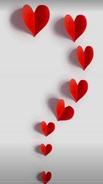 Hình nền trái tim đẹp nhất cho điện thoại