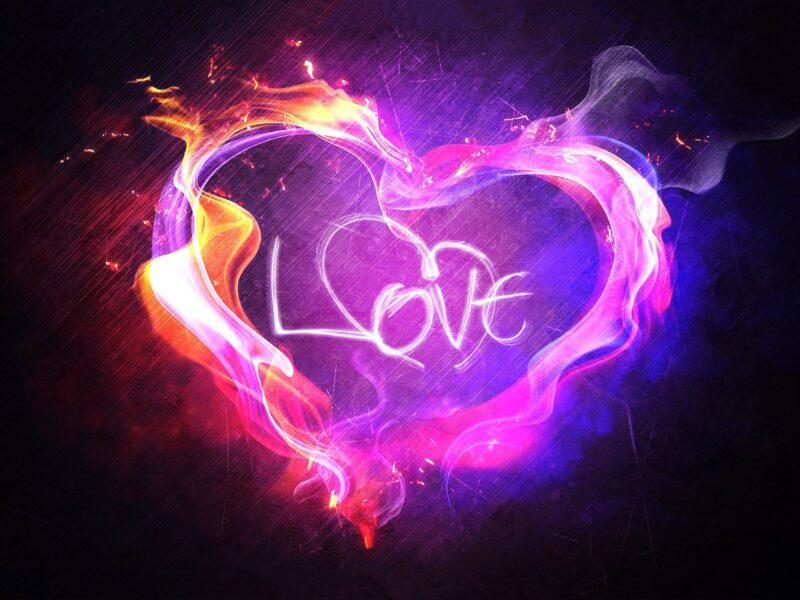 Hình trái tim đẹp nhất thế giới