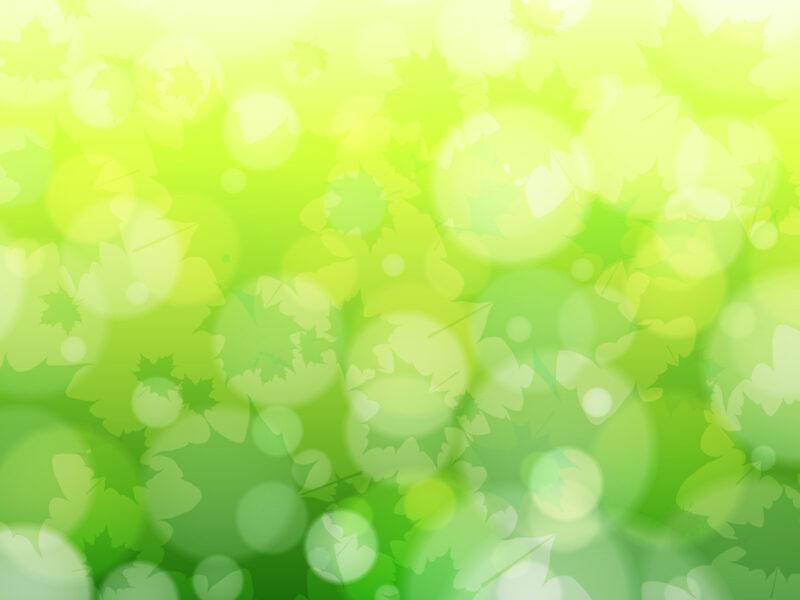 Những hình nền Powerpoint màu xanh lá cây