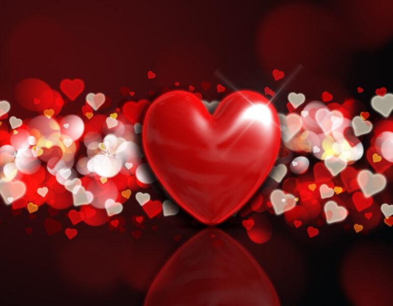 Tải hình trái tim đẹp