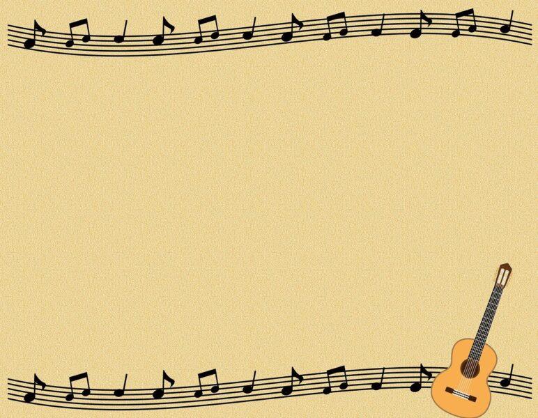 Ảnh âm nhạc làm background ppt