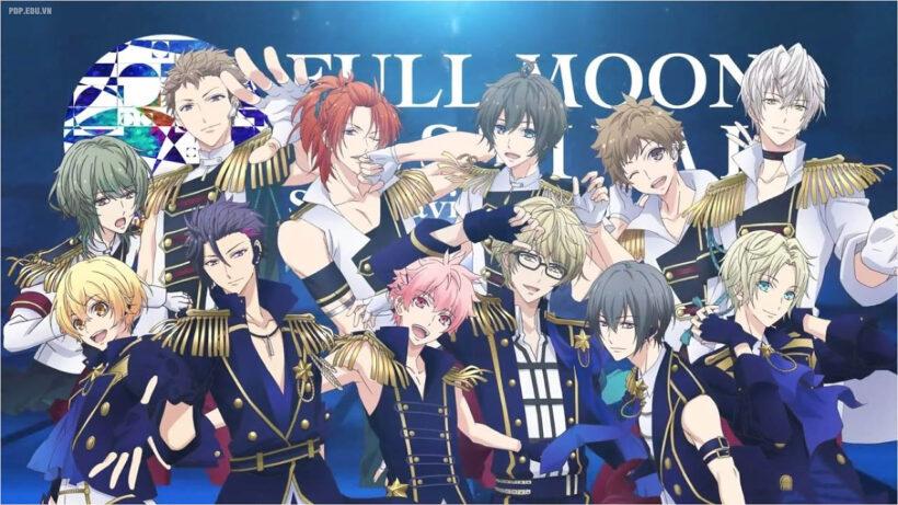 ảnh anime nhóm nhạc nam ngầu
