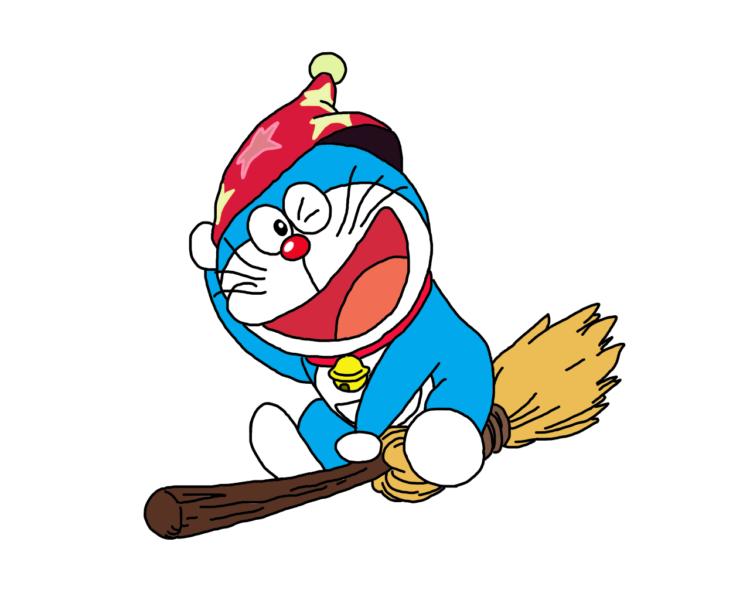 ảnh avatar dễ thương hoạt hình Doremon