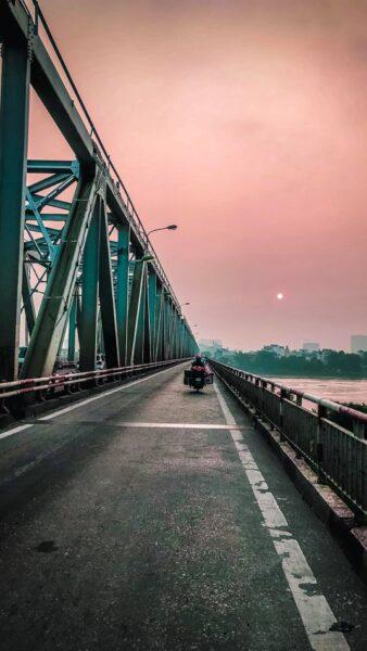 Ảnh cầu Long Biên ở Hà Nội