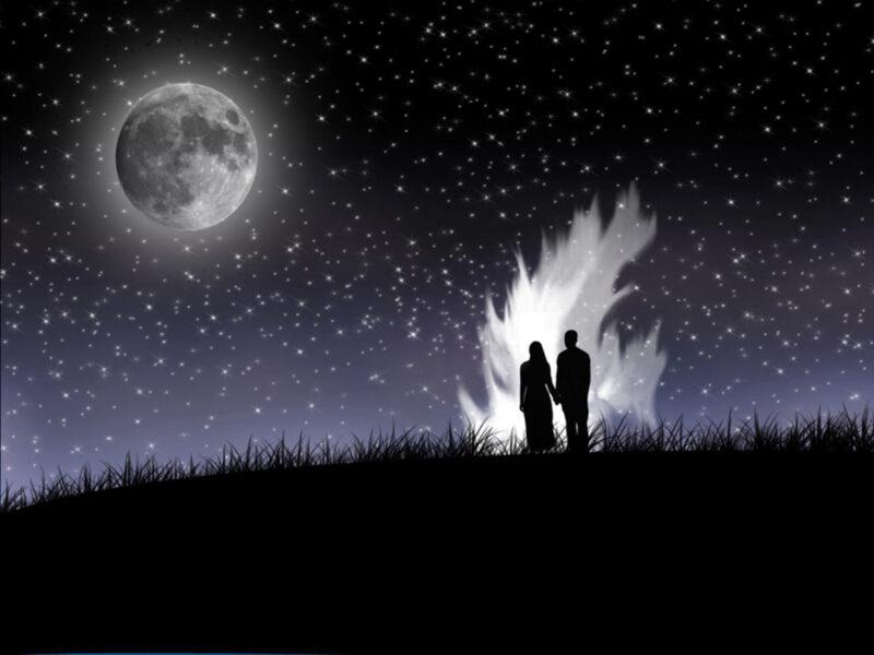 Ảnh đại diện cặp đen lãng mạn, đẹp cho tình yêu
