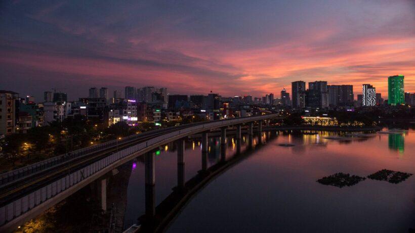 Ảnh đẹp về Hà Nội