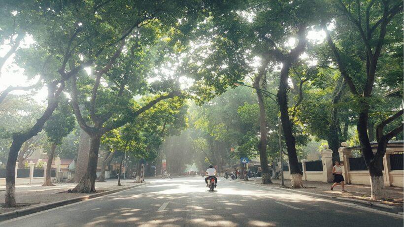Ảnh đường phố Hà Nội