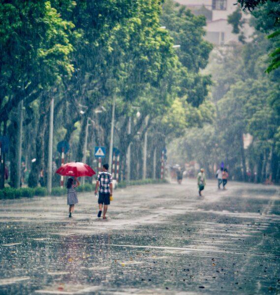 Ảnh mưa Hà Nội