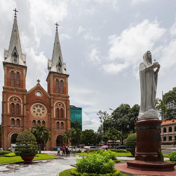 Ảnh Nhà thờ Đức Bà Sài Gòn