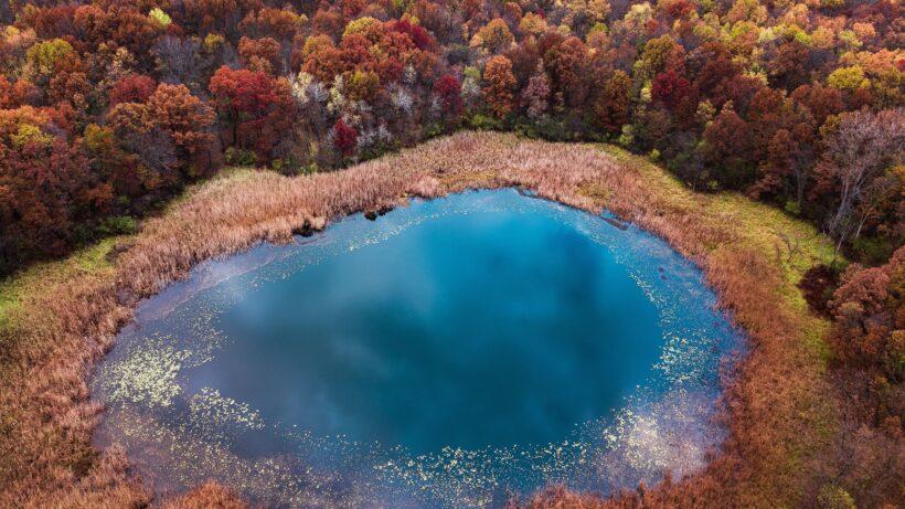Ảnh nước trong hồ