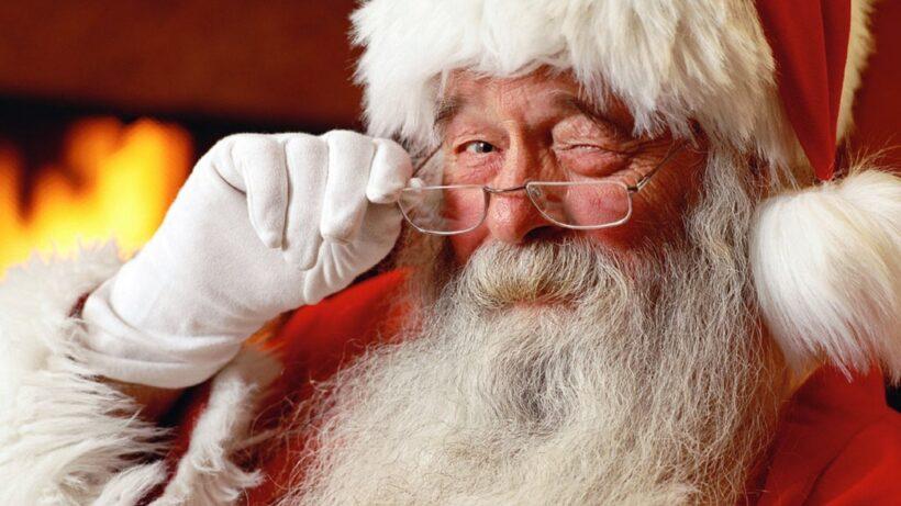ảnh ông già Noel đẹp