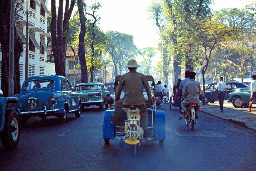 Ảnh Sài Gòn trước 1975
