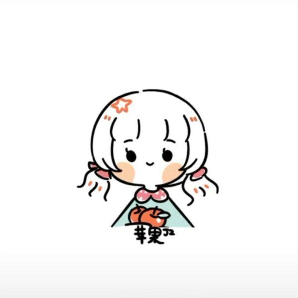 avatar dễ thương, đẹp cho bạn gái
