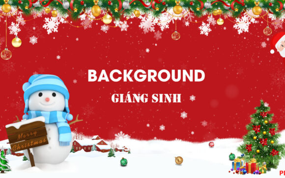 background giáng sinh