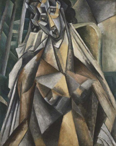 Bức tranh lập thể của Picasso