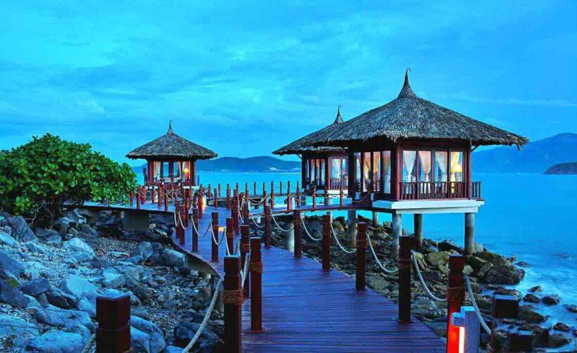Cảnh đẹp nha Trang cho khác du lịch