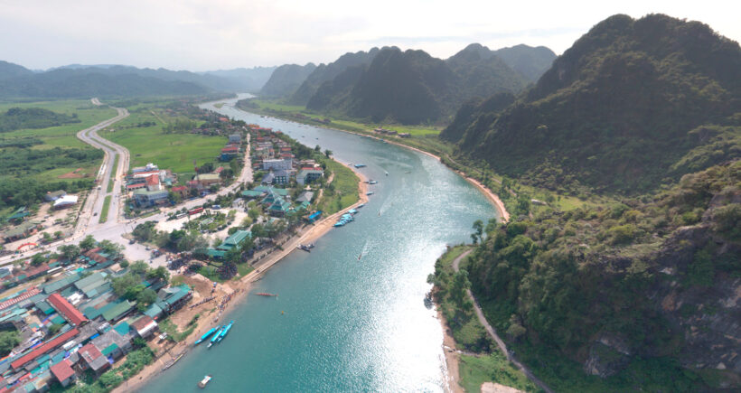 cảnh đẹp Phong Nha Kẻ Bàng