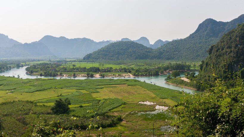 cảnh đẹp vùng đất Phong Nha Kẻ Bàng
