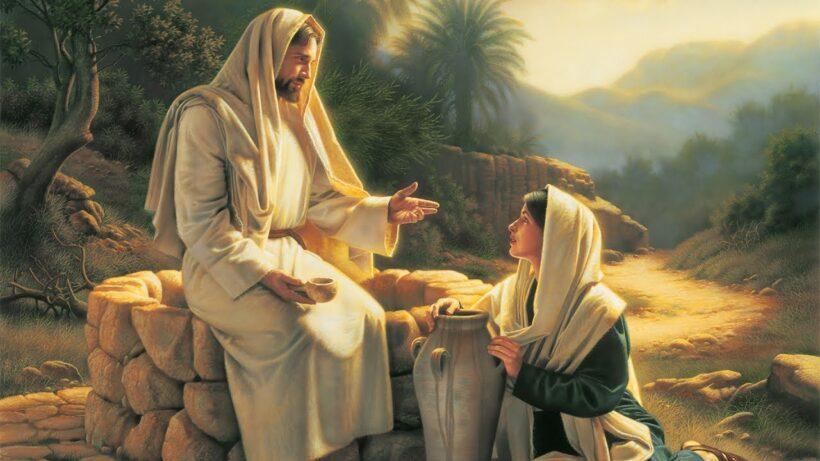 Chúa Giesu và người phụ nữ
