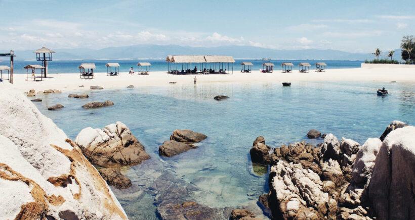 Đảo yến hòn nội ở Nha Trang