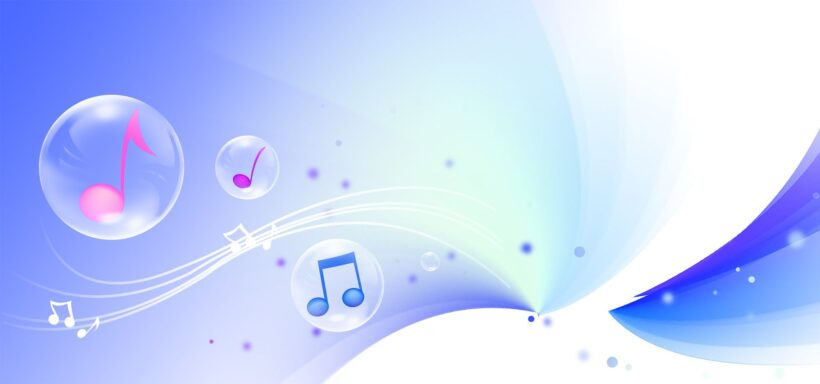 hình ảnh âm nhạc làm background powerrpoint